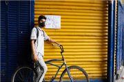 Demi Maradona, Lelaki Muda Ini Rela Gowes Sepeda Sejauh 2 Kilometer