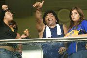 Sang Putri Beberkan Gaya Hidup Buruk Diego Maradona