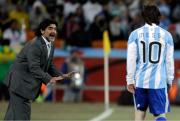 Argentina Sulit Mencari Pengganti Maradona