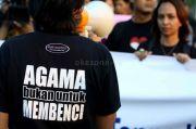 Sebanyak 13,3% Publik Setuju Indonesia Menjadi Negara Agama