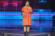 Tiara Andini Pendatang Baru Terbaik AMI Awards 2020