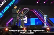 Marion Jola, Laleilmanino, dan Yovie Widianto Berjaya di AMI Awards 2020