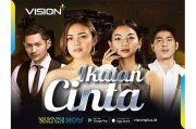 Negeri +62 Demam Ikatan Cinta, Vision+ Direkomendasikan Jadi Aplikasi Streaming Drama Series Nomor 1