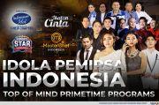 Dominasi 50,1% Prime Time, 4 TV MNCN Resmi Rebut Top of Heart Pemirsa TV Nasional