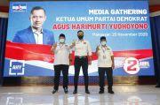 AHY Jamin Demokrat Solid Menangkan Appi-Rahman di Makassar