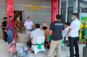 Kasus Pengeroyokan TNI, 4 Tersangka Pengendara Harley Bukittinggi Diserahkan ke Kejari