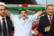 Diego Maradona: Penyerang Kiri dalam Politik, Pembela Rakyat Palestina