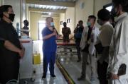 Pasien COVID-19 Melonjak, Dinkes KKB Siapkan Opsi Tambah Bed di Rumah Sakit