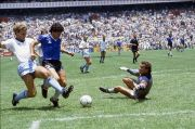 Casarin Beberkan Alasan Maradona Cetak Gol Indah Saat Melawan Inggris