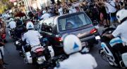 Pemakaman Maradona, Puluhan Luka, 13 Orang Diamankan Aparat