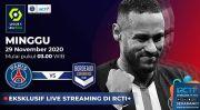 Paris Saint-Germain vs Bordeaux, Live Streaming di RCTI Plus