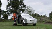 Tesla Cybertruck Jadi-jadian dari Selandia Baru Terjual Rp13,9 Juta