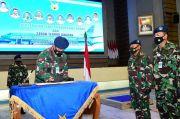 Sertijab Perwira TNI AU, Kolonel Pnb Indan Gilang Buldansyah Jabat Kadispenau