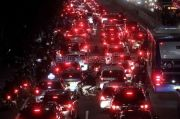 PSBB Transisi Masih Berlaku, Volume Kendaraan Pribadi di Jakarta Meningkat