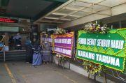 RS Ummi Bogor Dibanjiri Karangan Bunga Habib Rizieq Lekas Sembuh
