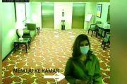 Ini Kronologis Artis ST dan MA Diamankan Polisi yang Terekam CCTV