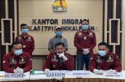 Langgar Izin Tinggal, Imigrasi Pangkalpinang Deportasi WNA Malaysia