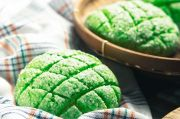 Terinspirasi Anime Jepang, Melonpan Warnai Ragam Kuliner Khas Bandung