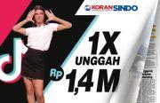 1x Unggahan Rp1,4 Miliar