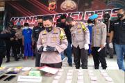 2.000 Butir Ekstasi - 1.300 Gram Sabu untuk Stok Tahun Baru Disita Polres Karawang