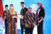 Apresiasi Gelaran EJI 2020, Khofifah akan Bangun Kawasan Industri Halal di Jatim