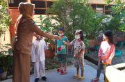 Dinkes Makassar Bagikan 20.502 Paket Susu untuk Bantu Gizi Anak