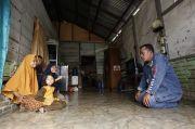 Susuri Perkampungan Padat, Pendamping Bobby Nasution di Pilwakot Medan Ini Terharu