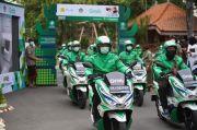 Grab Hadirkan Sepeda Motor Listrik dan Stasiun Penukaran Baterai Kendaraan Listrik Umum di Bali