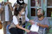 Kemensos Salurkan Bansos di NTT, Penasihat DWP: Bukti Negara Hadir di Tengah Warga