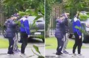 Video Lambaian Tangan Terakhir Maradona Balas Sapaan Gadis Kecil