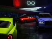 Mobil Supermewah Ramai-ramai Tampil Genit dengan Warna Neon. Ada apa?