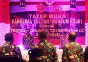 TNI-Polri Hadir di Papua untuk Memastikan dan Menstabilkan Keamanan