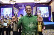 Inovasi Jakarta Kembali Raih Penghargaan, Anies: Alhamdulilah, Medali Emas untuk DKI