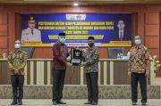 Gubernur Aceh Serahkan DIPA dan TKDD Rp48,9 Triliun kepada Bupati dan Wali Kota