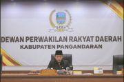 Ketua DPRD Pangandaran Ajak Warga Perhatikan Kelestarian Sungai untuk Meminimalisir Banjir