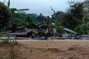 Takut Teror Pembantaian-Pembakaran Kelompok Mujahidin Indonesia Timur, 150 KK Mengungsi