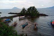 Awas! Gelombang Tinggi Terpa Kepulauan Sangihe dan Talaud
