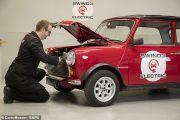 Sulap Mobil Bensin Jadi Mobil Listrik