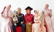 Kreatif, 2.184 Wisudawan Telkom University Kenakan Budaya Nusantara