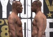 Mike Tyson vs Roy Jones Jr: Reinkarnasi Iron Mike Juara 1986