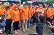 Sandiaga Uno Bakar Semangat Tim Pemenangan Anir-Lutfi