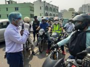 Survei Mengatakan Motor Transportasi Paling Aman di Masa Pandemi