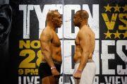Duel Mike Tyson vs Roy Jones Jr. Berakhir Imbang