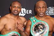 Roy Jones Jr. Ketagihan Dihajar Mike Tyson