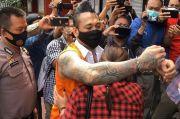 Dijebloskan ke Lapas Kerobokan, Jerinx Emosi dan Tantang Debat Jaksa