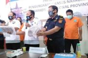 100,87 Gram Sabu dari Malaysia Diselundupkan ke Bali Disembunyikan di Pigura
