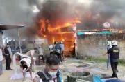 Boven Digoel Papua Memanas, Massa Ngamuk Bakar Rumah Wakil Bupati