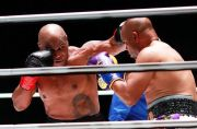 Garang di Usia 54 Tahun, Mike Tyson: Beruntung Saya Tidak KO