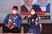 Survei Chaidir-Suhartina di Pilkada Maros Tak Terkejar