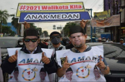 Flash Mob 5 Desember, PKS Bakal Turunkan Ribuan Relawan AMAN di Medan